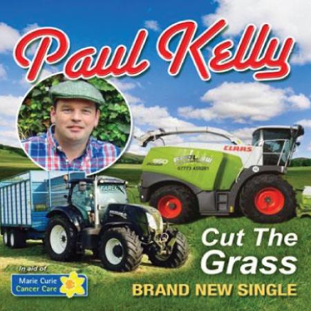 PAUL KELLY – CUT THE GRASS