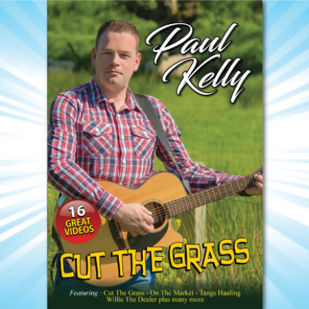 PAUL KELLY – CUT THE GRASS – DVD
