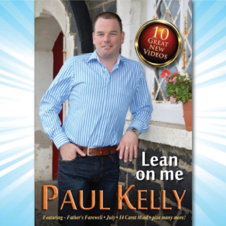 PAUL KELLY – LEAN ON ME – DVD
