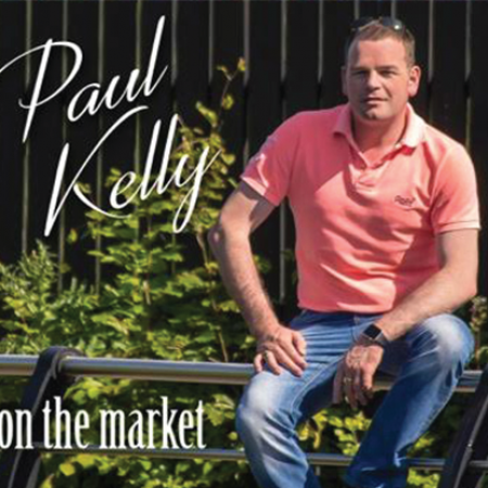 PAUL KELLY – ON THE MARKET
