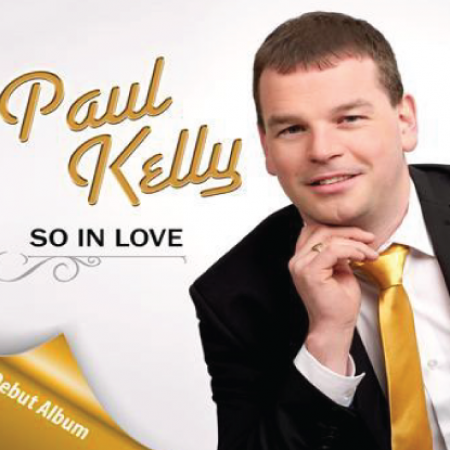 PAUL KELLY – SO IN LOVE