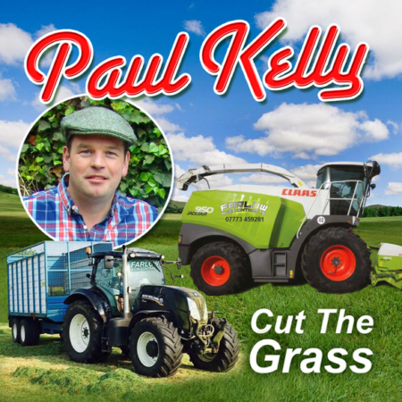 PAUL KELLY – CUT THE GRASS