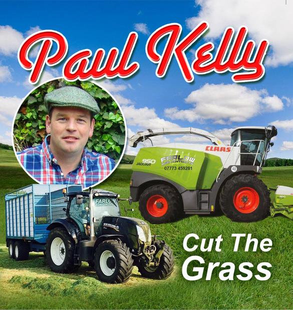 Cut The Grass (Album)front